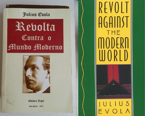 Julius Evola, Revolt Against The Modern World