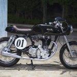 Royal Racer J D Enfield Bullet Cafe Kit Return Of The Cafe Racers