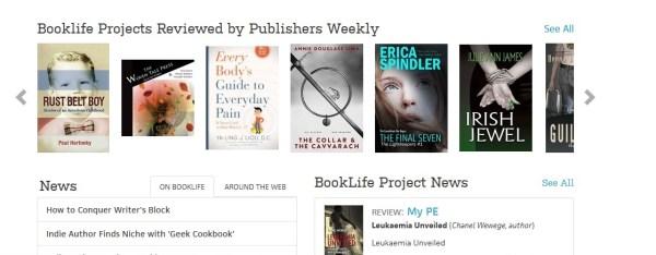 Book Life screenshot