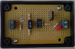LM741 Light Dark Sensor Circuit | Research and Development Group