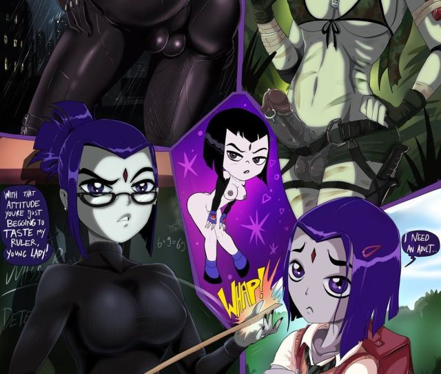 Teen Titans Raven Nude And Fucked Pics And Galleries Comments