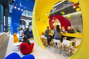Oficinas de Google en Berlín