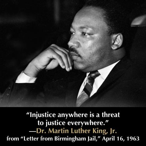 4 MLK injustice quote