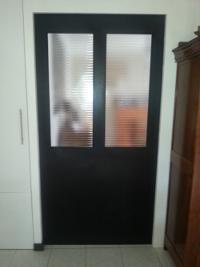 fabriquez une porte interieure