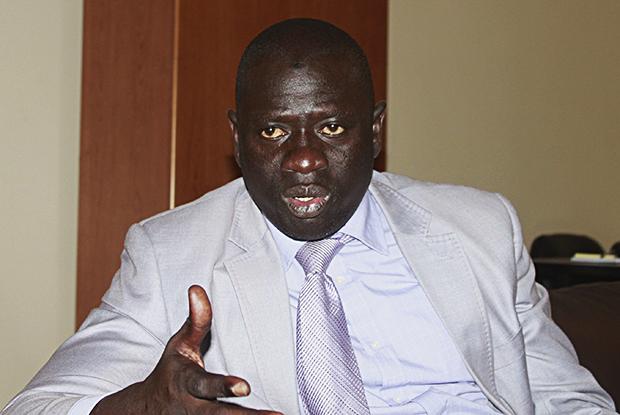 Biram Faye, Directeur général de l'ANEJ