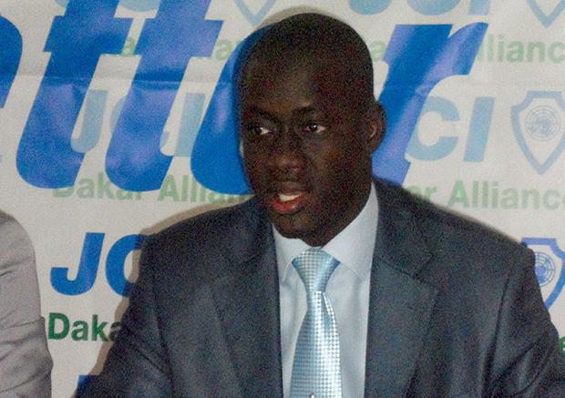 Me Leon Patrice Sarr, Président 2014 de la JCI/Sénégal