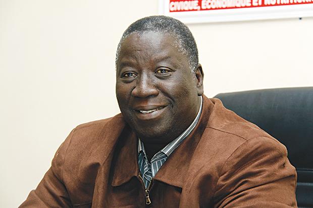Pierre Ndiaye, fondateur et actuel Directeur général des Mamelles Jaboot