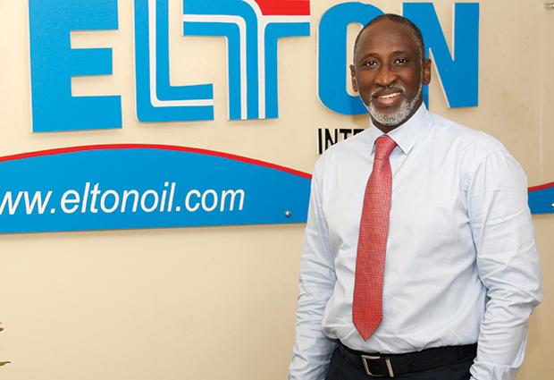 Manar Sall, Patron de la holding ELTON International