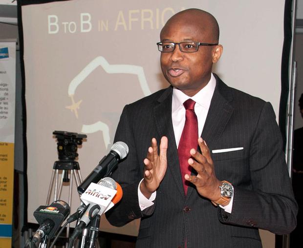 Hassana Kaba, Directeur Général de la Banque Atlantique du Sénégal