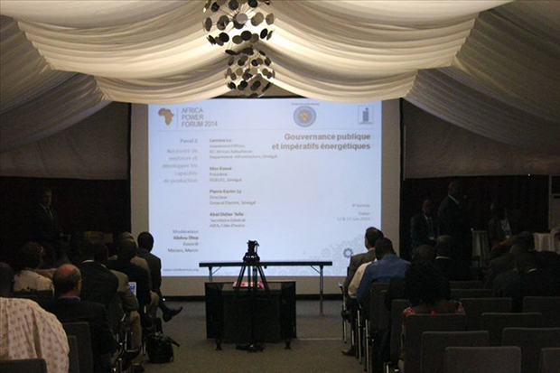 Ouverture de la 8e édition du Africa Power Forum