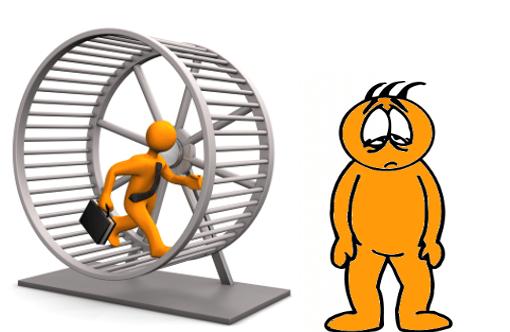 Le bien-être pour tous commence chez soi, échappez à la roue du hamster