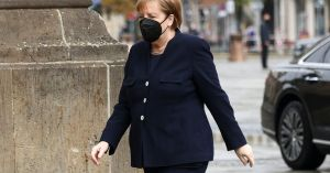 Germany's Merkel says she is very concerned about Navalny's health