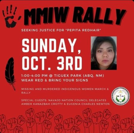 Amid Attention on Gabby Petito Case, Native Mother Seeks Justice for 28-year-old Daughter who Went Missing in 2020