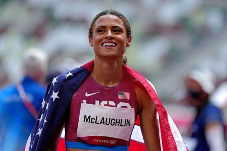 Olympic Gold Medalist Sydney McLaughlin Shares Tearful Video, Says Critics who Reject 'the Jesus Living in Me' are her 'Test of Faith'