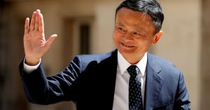 EXCLUSIVE A Chinese ant is exploring ways to get out of Jack Ma