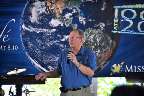Pastor Harold Weitsz