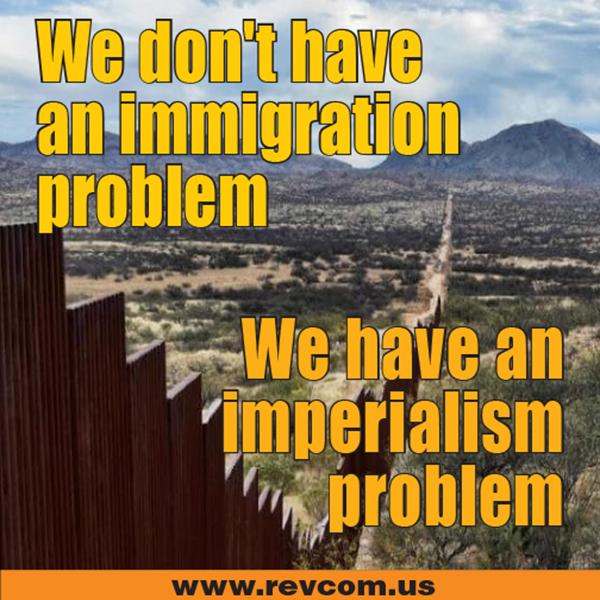 Not Immigration Problem