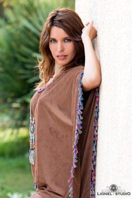 poncho camel