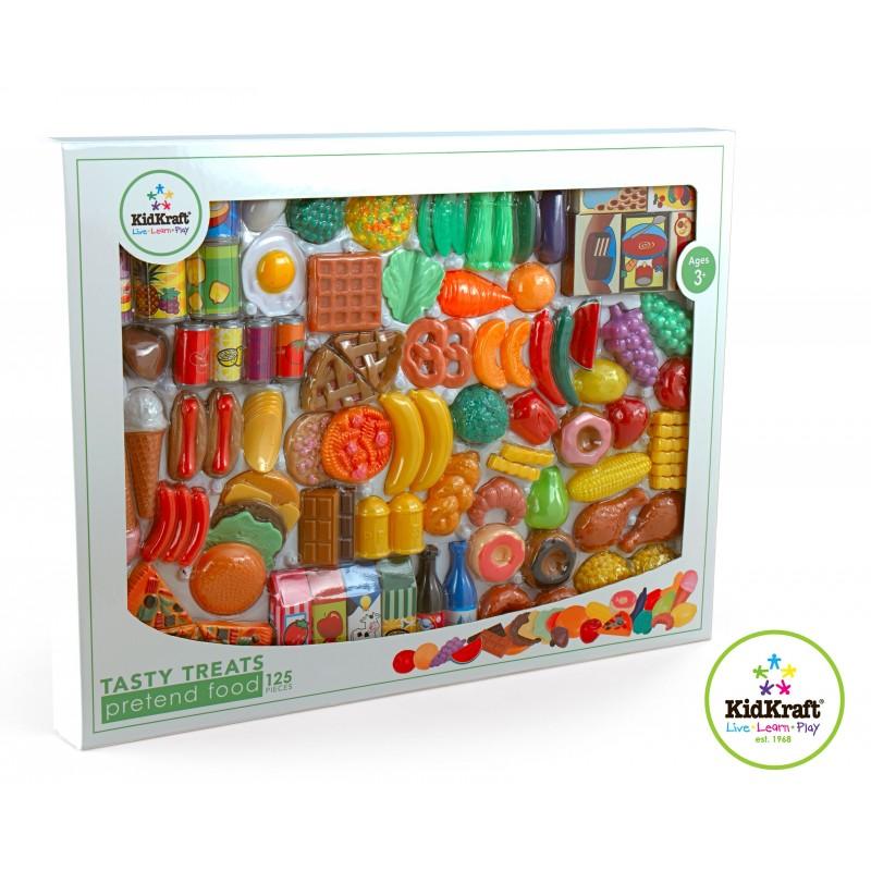 125 Gourmandises En Plastique Pour Cuisine Aliments De
