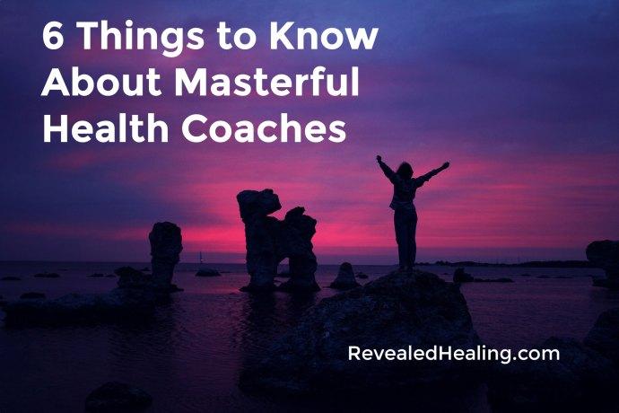 Revealed Healing Masterful Health Coach Brandie