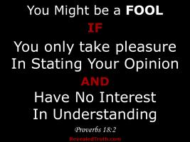 Before You Talk - Listen to Understand