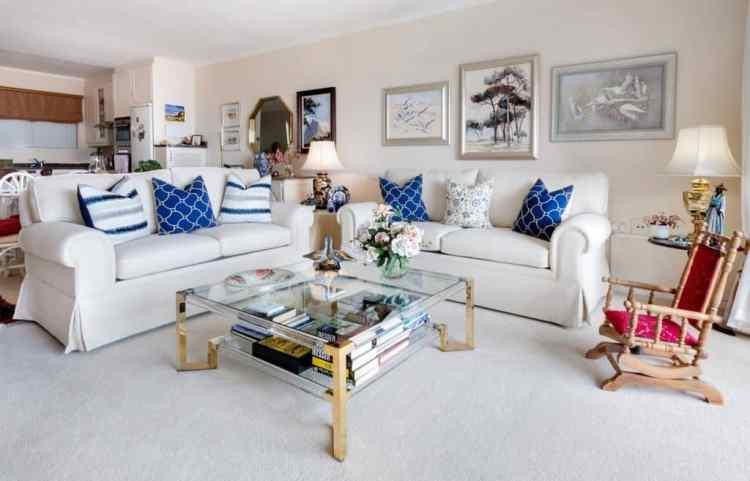 Modern Wall Decor Ideas For An Elegant Living Room