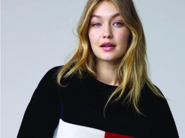 4 nuove testimonials per 4 brand beauty. Gigi Hadid - Reve 5f23f63a2bf