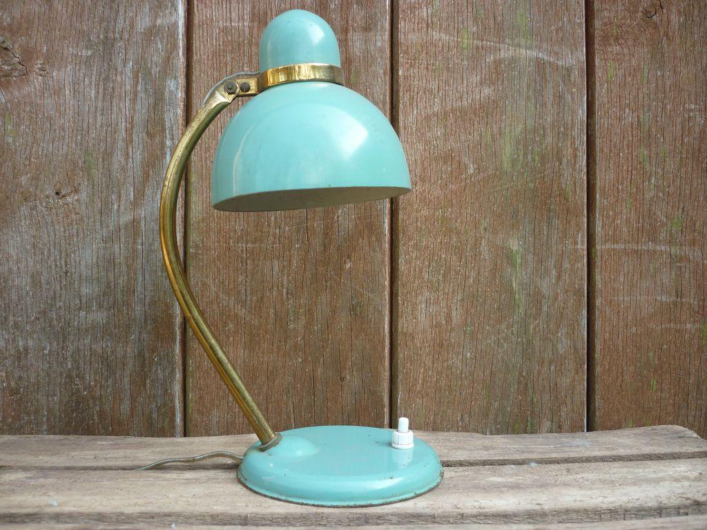 Lampe De Chevet Vintage Ressort