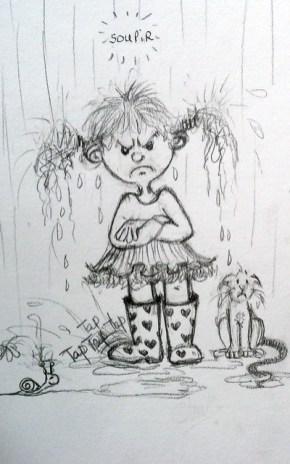 it's raining again (part 1)