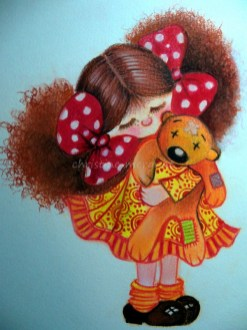 Puppy & Loly colorisés