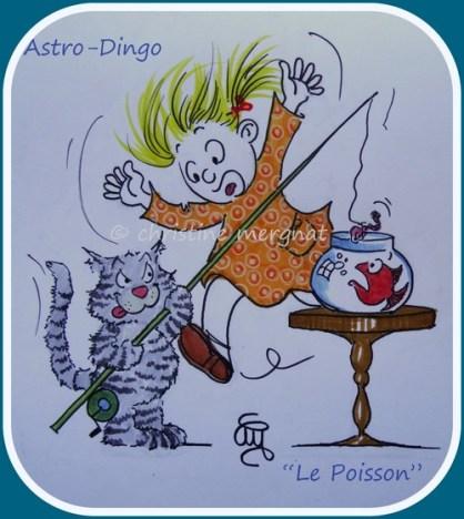"""astro-dingo """"le poisson"""""""