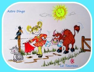 "astro-dingo ""le taureau"""