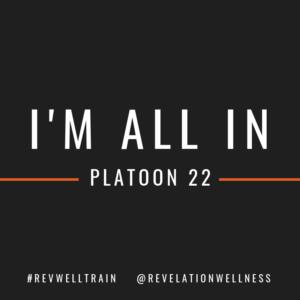 revelation wellness platoon 22 photo