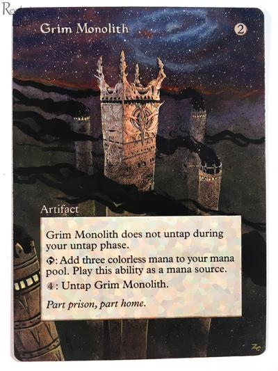Grim Monolith Alter Revelen S Light Alters