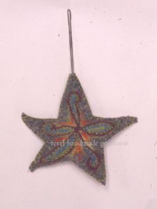 felted star 2