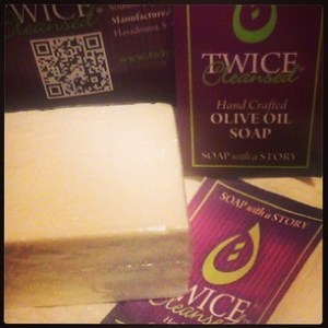 twice cleansed soap 1