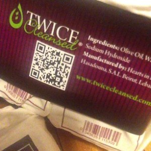 twice cleansed soap 3