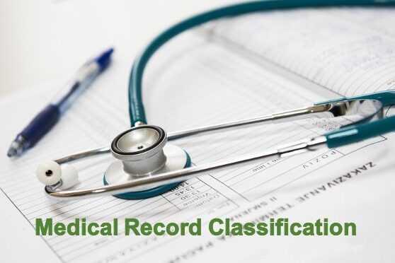 soluzione per classificazione di cartelle cliniche