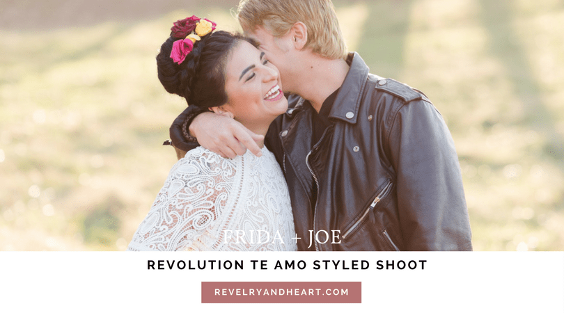 Love Revolution : Frida + Joe