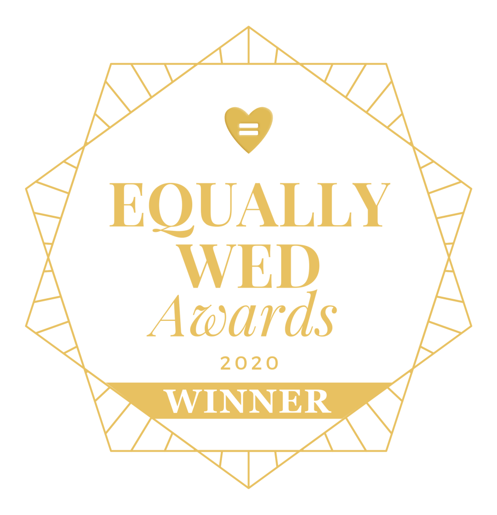 Equally Wed Award Winner Badge