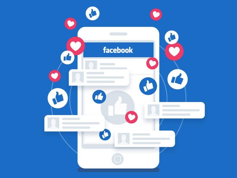 Marketing de conteúdo facebook