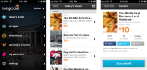 mobile layout example
