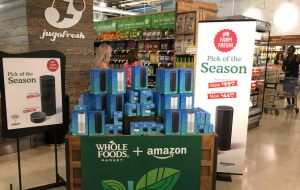 Amazon Devices at Whole Foods