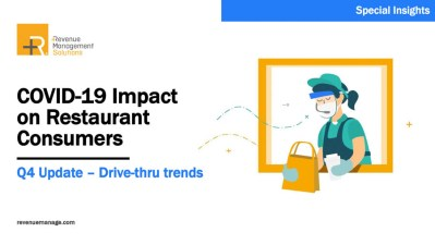 Restaurant Consumer Report Q4 Update: Drive-thru Trends