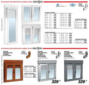 Es aconsejable comprar ventanas bricodepot revenval - Puertas plegables bricomart ...