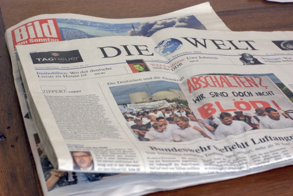 German language news