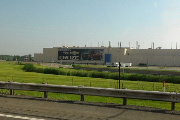 Lordstown's GM Factory