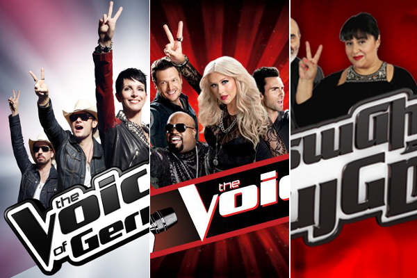 The Voice Franchise