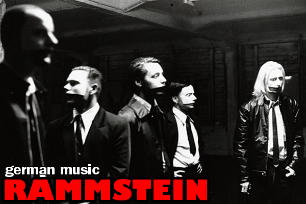 German Music: Rammstein