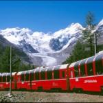 On My Must See List: Bernina Express & Glacier Express